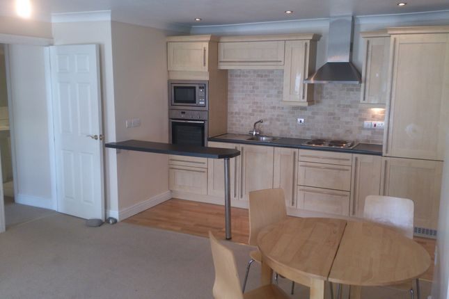 Thumbnail Flat to rent in Flat 4, 15A High Street, Haverfordwest.