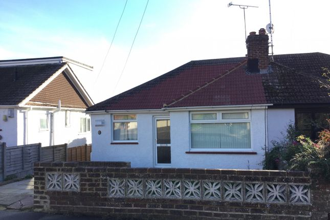 Thumbnail Bungalow to rent in Valley Road, Sompting