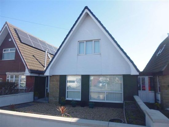 Thumbnail Bungalow to rent in Common Edge Road, Blackpool