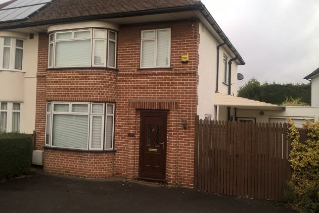 Thumbnail Room to rent in Langley Road, Langley, Slough