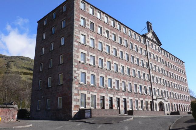 Thumbnail Flat to rent in Strude Mill, Alva