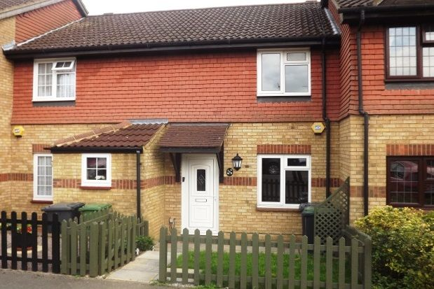Thumbnail Property to rent in Coverdale, Luton