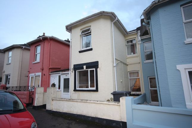 Thumbnail Terraced house to rent in Crownhill Park, Torquay
