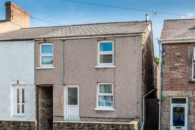 Thumbnail Semi-detached house to rent in Queen Street, Lydney
