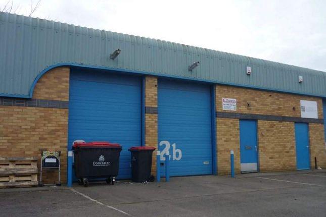 Light industrial to let in Unit 2B Bankwood Lane Industrial Estate, Oakleaf Court Rossington, Doncaster