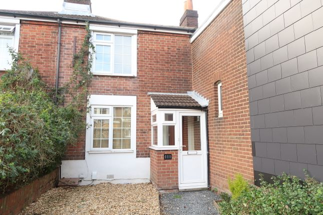 Thumbnail Terraced house to rent in Portswood Road, Southampton