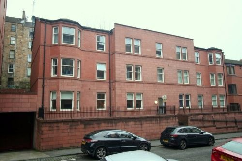 Thumbnail Flat to rent in Caird Drive, Partick, Glasgow