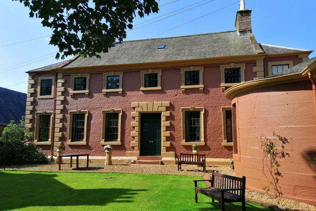 Thumbnail Detached house for sale in Irish Street, Dumfries