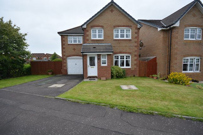 Detached house for sale in Burra Drive, Kilmarnock