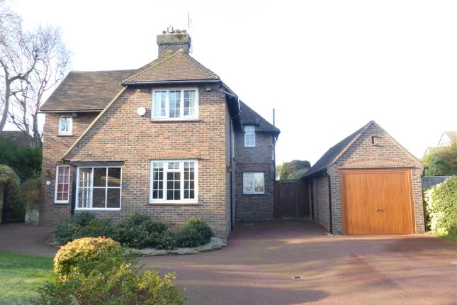 Thumbnail Detached house for sale in Richmond Road, Bexhill-On-Sea