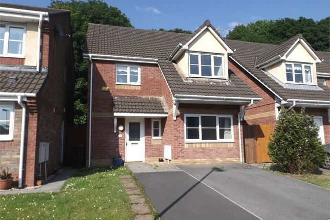 Thumbnail Detached house for sale in Ynys Y Gored, Velindre, Port Talbot, West Glamorgan