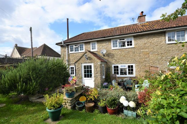 Thumbnail Cottage for sale in Church Street, Henstridge, Templecombe