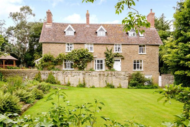 Thumbnail Detached house for sale in Lower Corfton, Craven Arms, Shropshire
