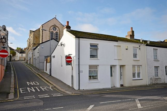 Thumbnail End terrace house to rent in Fairmantle Street, Truro