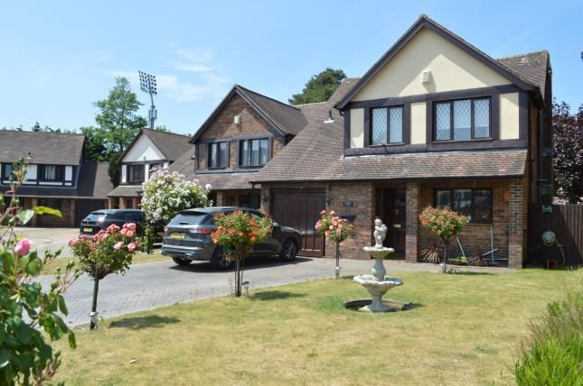 Thumbnail Detached house for sale in Littledown, Bournemouth, Dorset