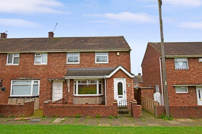 Thumbnail Semi-detached house for sale in Archer Square, Farringdon, Sunderland
