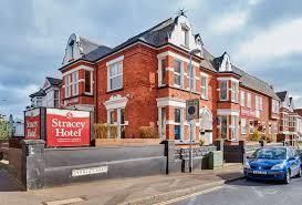 Thumbnail Hotel/guest house for sale in Stracey Hotel, Stracey Road, Norwich