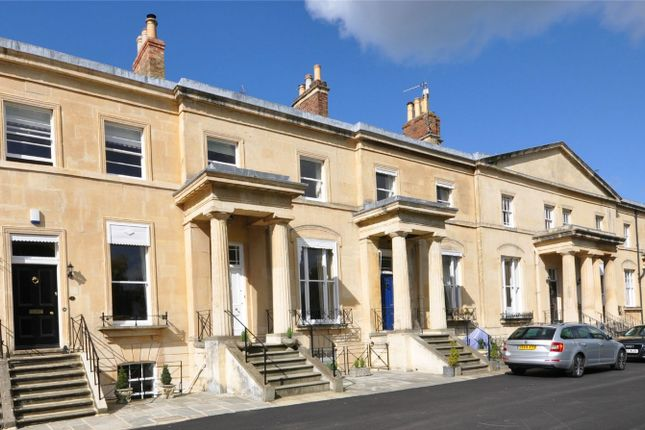 Thumbnail Terraced house to rent in Lansdown Parade, Lansdown, Cheltenham, Gloucestershire