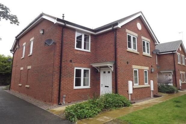 Thumbnail End terrace house to rent in Stavely Way, Gamston, Nottingham