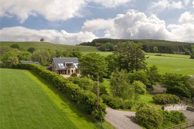 Thumbnail Equestrian property for sale in Pond House, Rumbling Bridge, Kinross