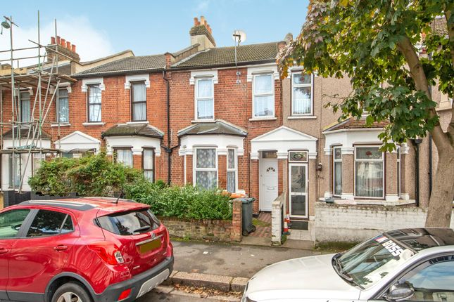 Thumbnail Flat for sale in Strone Road, London