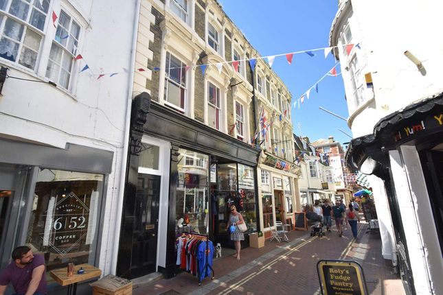 Thumbnail Commercial property for sale in 5 St Alban Street, Weymouth