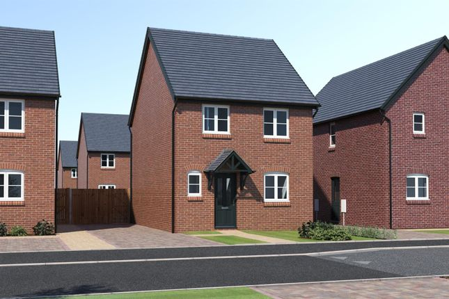 Thumbnail Detached house for sale in Plot 16A, Hopton Park, Nesscliffe, Shrewsbury