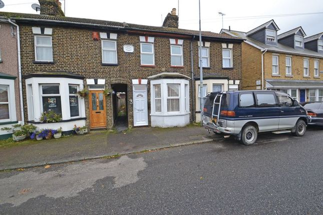 Thumbnail Terraced house to rent in North Road, Queenborough