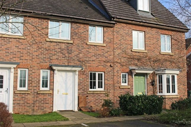 Thumbnail Town house for sale in Parkside, Wilnecote, Tamworth, Staffordshire