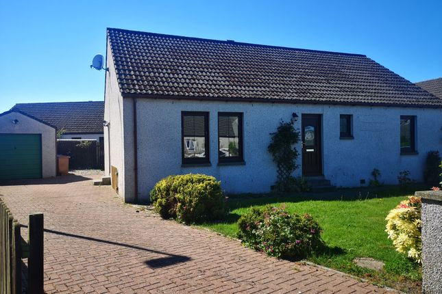 Thumbnail Bungalow for sale in Hedge Road, Garmouth, Fochabers
