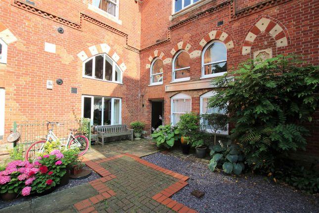 Thumbnail Flat for sale in Scholars Court, 14 Oak Street, Norwich