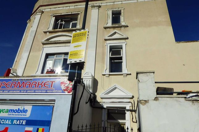 Thumbnail Maisonette to rent in Wightman Road, London