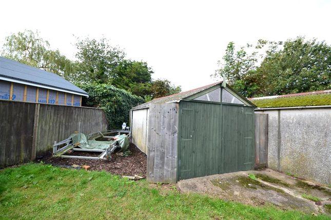 Garage of Graham Road, Felixstowe, Suffolk IP11