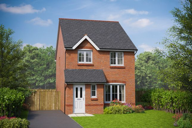 Thumbnail Detached house for sale in Rossmore Road East, Ellesmere Port, Cheshire