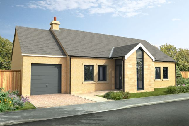 Thumbnail Detached bungalow for sale in Coatburn Green, Melrose