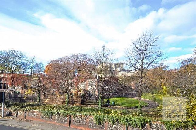 Views Towards Norwich Castle