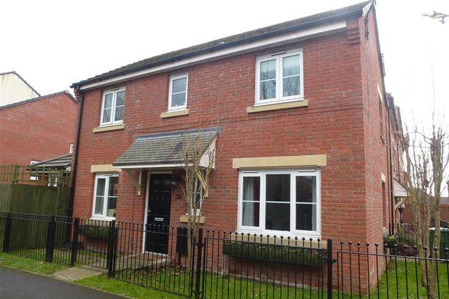 Thumbnail Detached house to rent in Barley Leaze, Allington, Chippenham