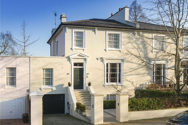 Thumbnail Property for sale in Norfolk Road, St John's Wood, London