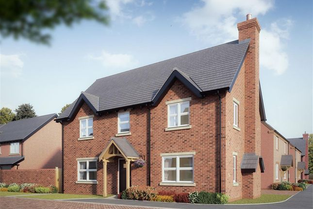 Thumbnail Detached house for sale in Swithins Wood, Lower Quinton, Stratford Upon Avon