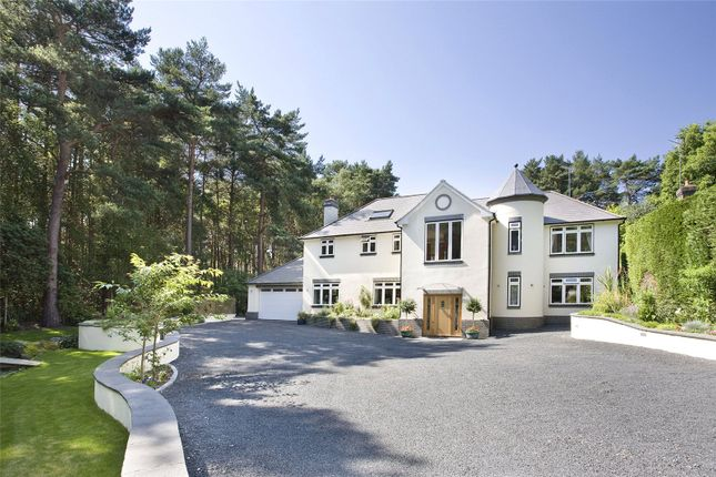 Thumbnail Detached house for sale in Heather Drive, Sunningdale, Berkshire