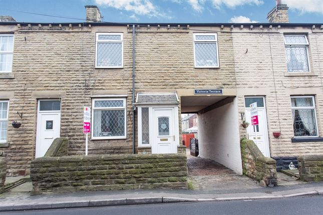 Thumbnail Terraced house for sale in Victoria Terrace, Horbury, Wakefield