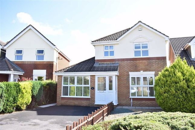 Thumbnail Detached house for sale in Megan Close, Gorseinon, Swansea