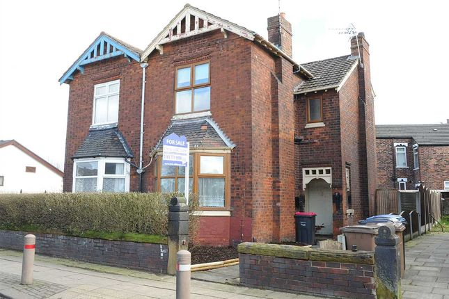 Thumbnail Semi-detached house to rent in Liverpool Road, Cadishead, Manchester