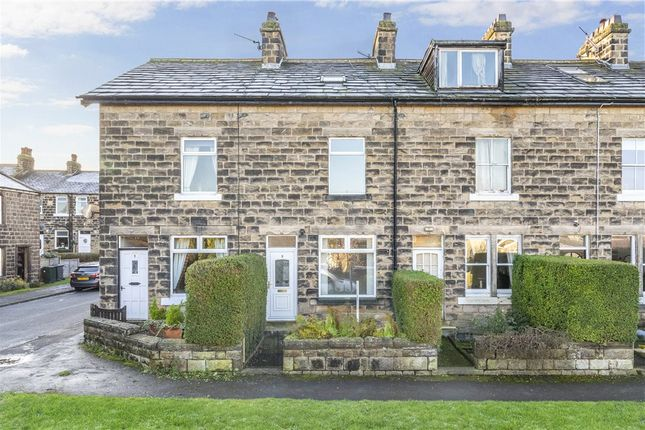 Thumbnail Terraced house for sale in Farr Royd Terrace, Burley In Wharfedale, West Yorkshire