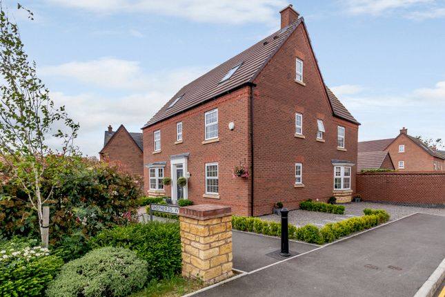 Thumbnail Detached house for sale in Shepherds Walk, Evesham