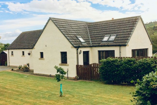 Thumbnail Detached bungalow for sale in Balmacaan Road, Drumnadrochit