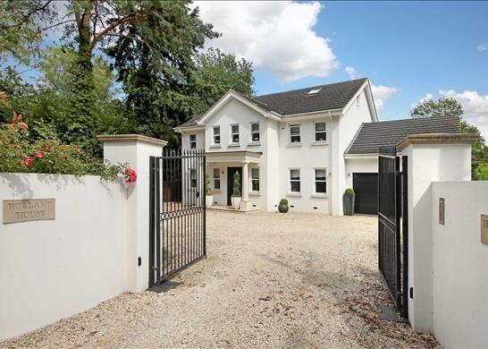 Thumbnail Property to rent in Trumpsgreen Road, Virginia Water, Surrey