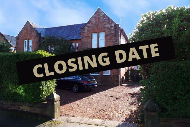 Thumbnail Semi-detached house for sale in Dalbeattie Road, Dumfries