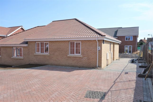 Thumbnail Semi-detached bungalow for sale in Plot 10, Meadowlands, Wrentham