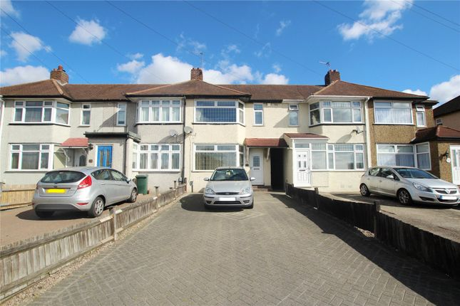 Thumbnail Terraced house for sale in Wellan Close, Blackfen, Kent